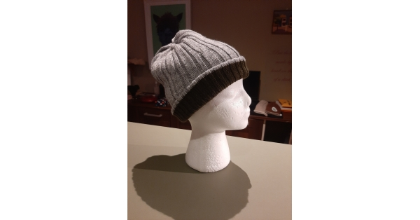 Reversible Alpaca Beanie Hats